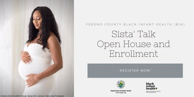 Sista' Talk Open House and Enrollment