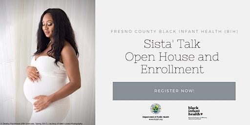 Sista' Talk Open House and Enrollment