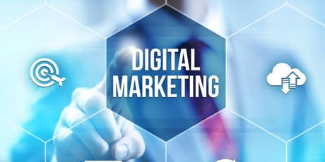 Digital Marketing Training in Champaign, IL for Beginners | SEO (Search Engine Optimization), SEM (Search Engine Marketing), SMO (Social Media Optimization), SMM (Social Media Marketing) Training | December 7 - December 29, 2019 tickets