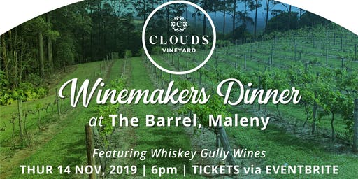 Winemakers Dinner at The Barrel