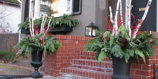 Holiday Urns - November 23rd