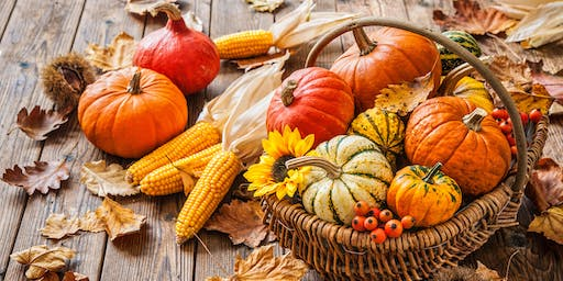 The Rainbow Community Center's Harvest Feast- A FREE Community Event