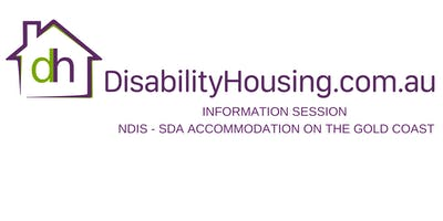 SPECIALIST DISABILITY HOUSING INFORMATION SESSION - SOUTHPORT