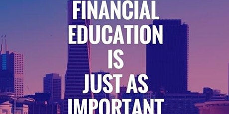 INCREASE YOUR FINANCIAL IQ!!!!! tickets