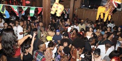 "Afro GoGo - ""The African Fiesta"" (Afrobeats & More)"