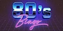 Callum Powers to Independence  -  80's Bingo Night