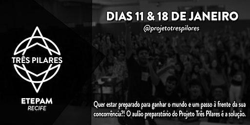 AULÃO PREPARATÓRIO TRÊS PILARES 2020