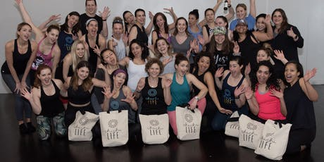 #BarreForSurvival for Cancer Research at exhale tickets