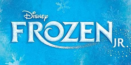 WVTE Presents Disney's Frozen Jr.! tickets