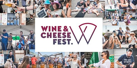 Wine and Cheese Fest - Port Melbourne 2020 tickets