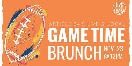L&L: The Game Tailgate Bruch tickets