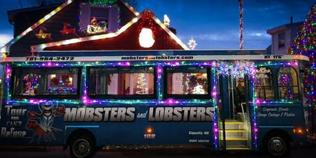 South Shore Sights and Lights Holiday Trolley Tour: FAMILY FRIENDLY tickets