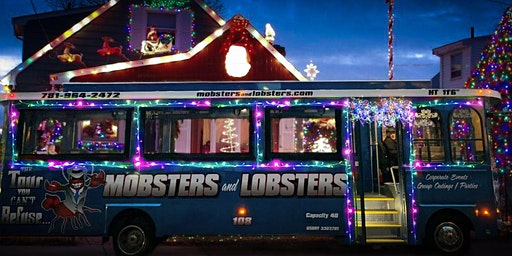 South Shore Sights and Lights Holiday Trolley Tour: FAMILY FRIENDLY