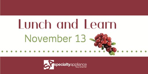 Louisville Wolf Appliance Lunch and Learn