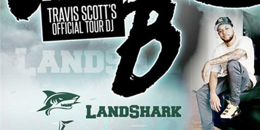 DJ Chase B, Travis Scott's Official Tour DJ Live at Michigan State!