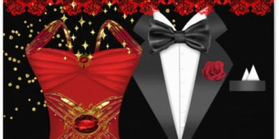 A Night To Remember- Black Tie/Red Dress Affair