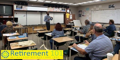 Retirement 101 (CSUF-Irvine Campus)