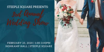 3rd Annual Wedding Show