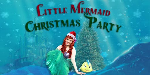 A Little Mermaid Christmas Party! @ Fitz's Spare Keys