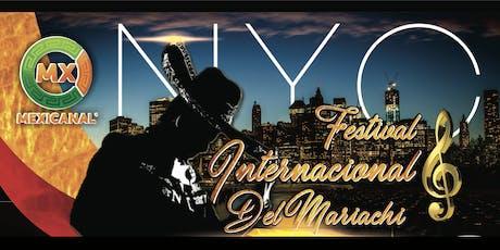 6to Festival Internacional Del Mariachi NYC 2019. entradas