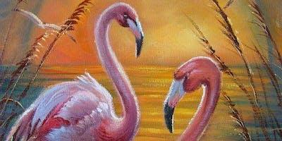 Paint & Sangria Party