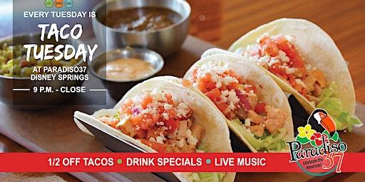 Taco Tuesday at Paradiso 37