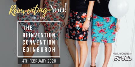 Edinburgh's First Reinvention Convention For Women  tickets