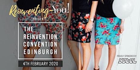 Edinburgh's First Reinvention Convention For Women  tickets