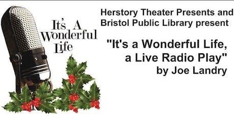 It's A Wonderful Life Live Radio Play tickets