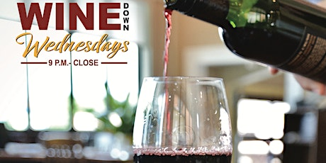 Wine Down Wednesday at Paradiso 37 tickets