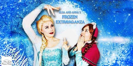 Elsa & Anna's Frozen Extravaganza! @ Fitz's Spare Keys