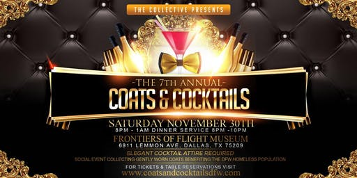 7th Annual Coats and Cocktails 2019