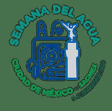 Semana del Agua CDMX, 2019 logo