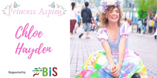 Princess Aspien Chloe Hayden – Inspiring Kids – 'Different, Not Less'