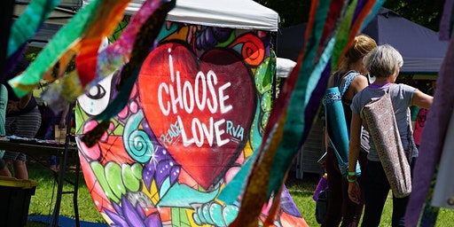 Peace Love RVA Yoga and Wellness Festival