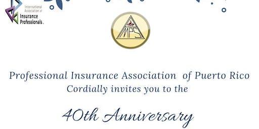 APS  - 40th Anniversary Celebration
