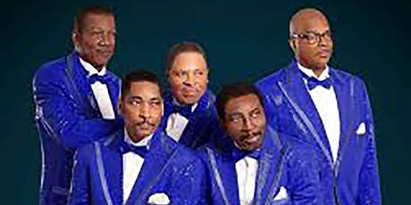 The Temptations Revue New Year's Eve tickets