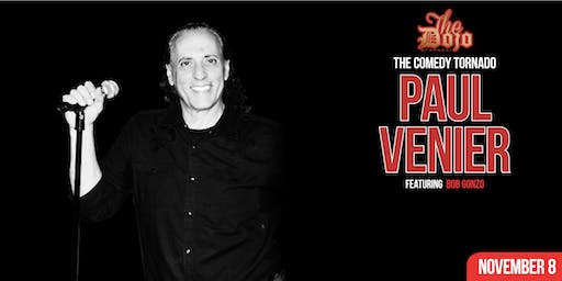 Special Night of Comedy with Paul Venier