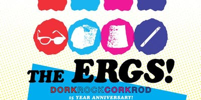 Damaged City Presents: The Ergs! w/ The Max Levine Ensemble, Bacchae +