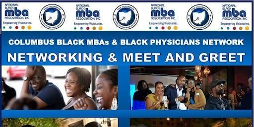 COLUMBUS BLACK MBA & COLUMBUS BLACK PHYSICIANS NETWORK MEET & GREET