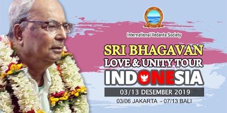 LOVE & UNITY RETREAT (BALI) tickets