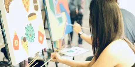 THINGS TO DO - DIY PAINTING (ONE-DAY PASS) tickets