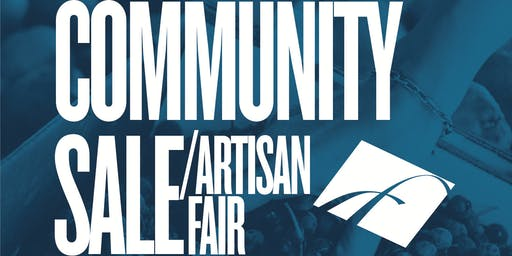 Community Sale & Artisan Fair
