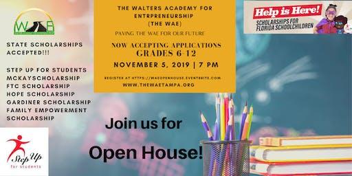 WAE Open House