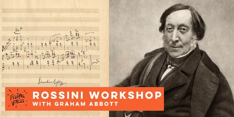 Rossini: Petite Messe solonelle Workshop tickets