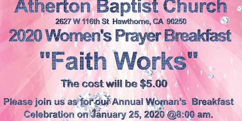 2020 ABC Women's Prayer Breakfast: