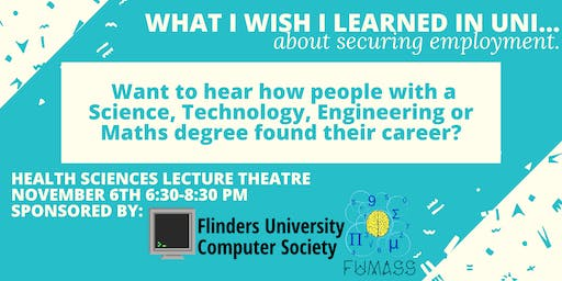 What I Wish I Learned in Uni (about securing employment)