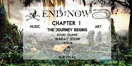 End of Now - Chapter 1 tickets