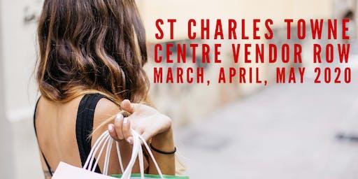 St Charles Towne Centre Vendor Row