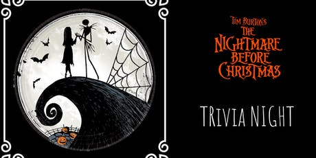 Nightmare Before Christmas Trivia Night tickets